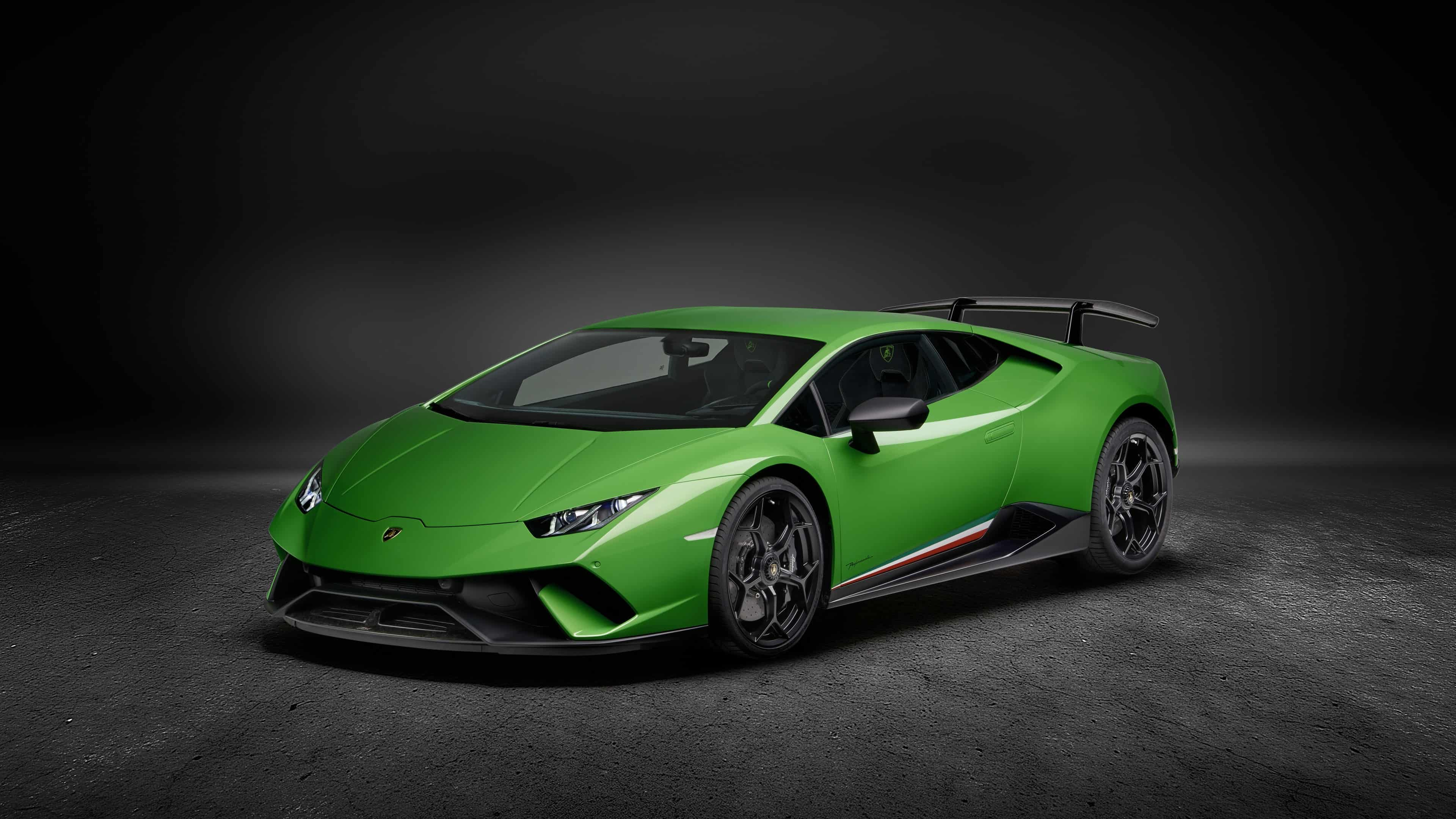 Lamborghini Huracan Performante UHD 4K Wallpaper