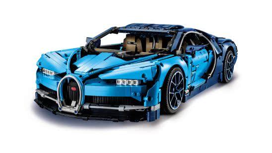 lego bugatti chiron front uhd 4k wallpaper
