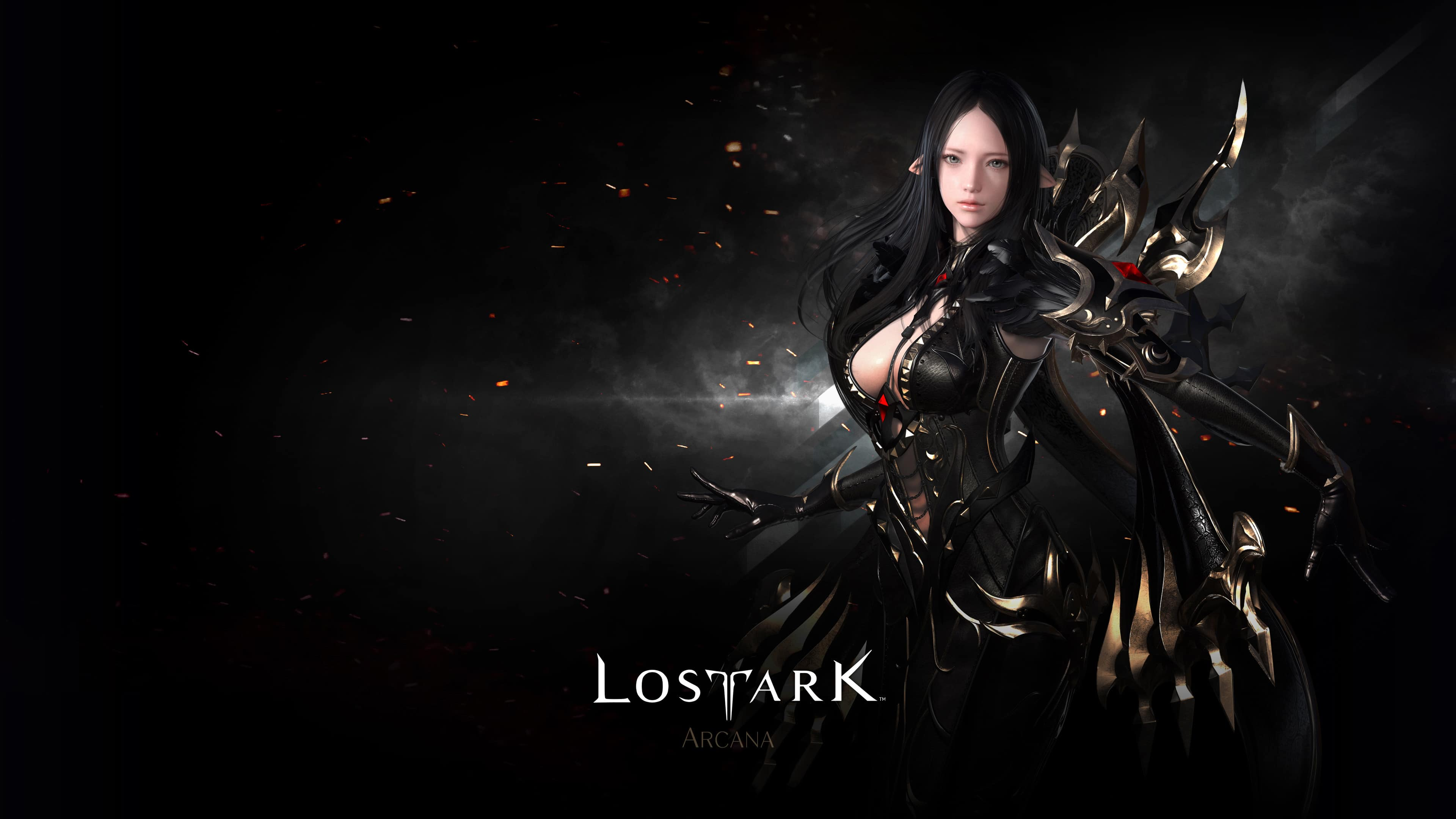 lost ark arcana uhd 4k wallpaper
