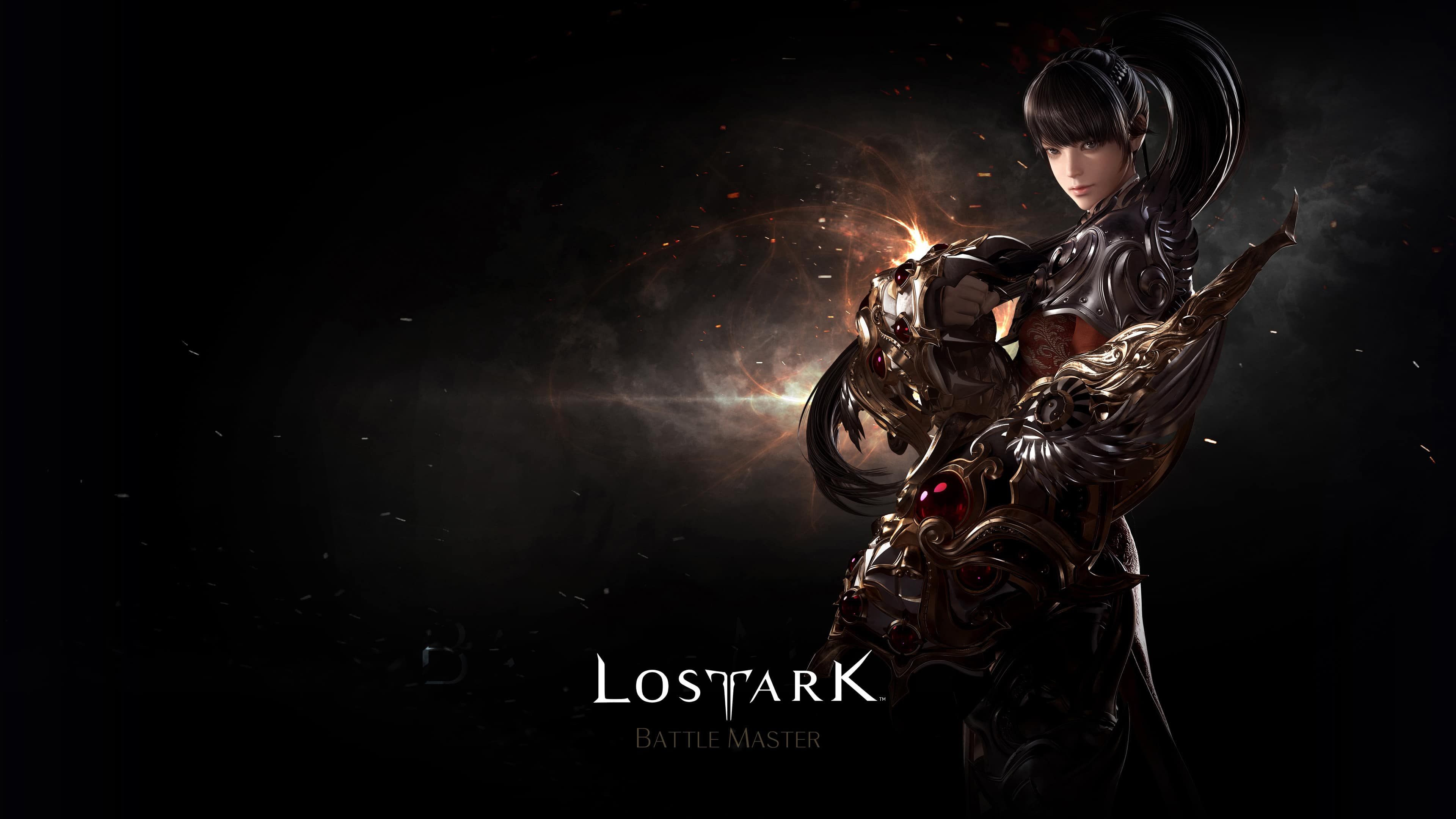 Lost Ark Battle Master Uhd 4k Wallpaper Pixelz