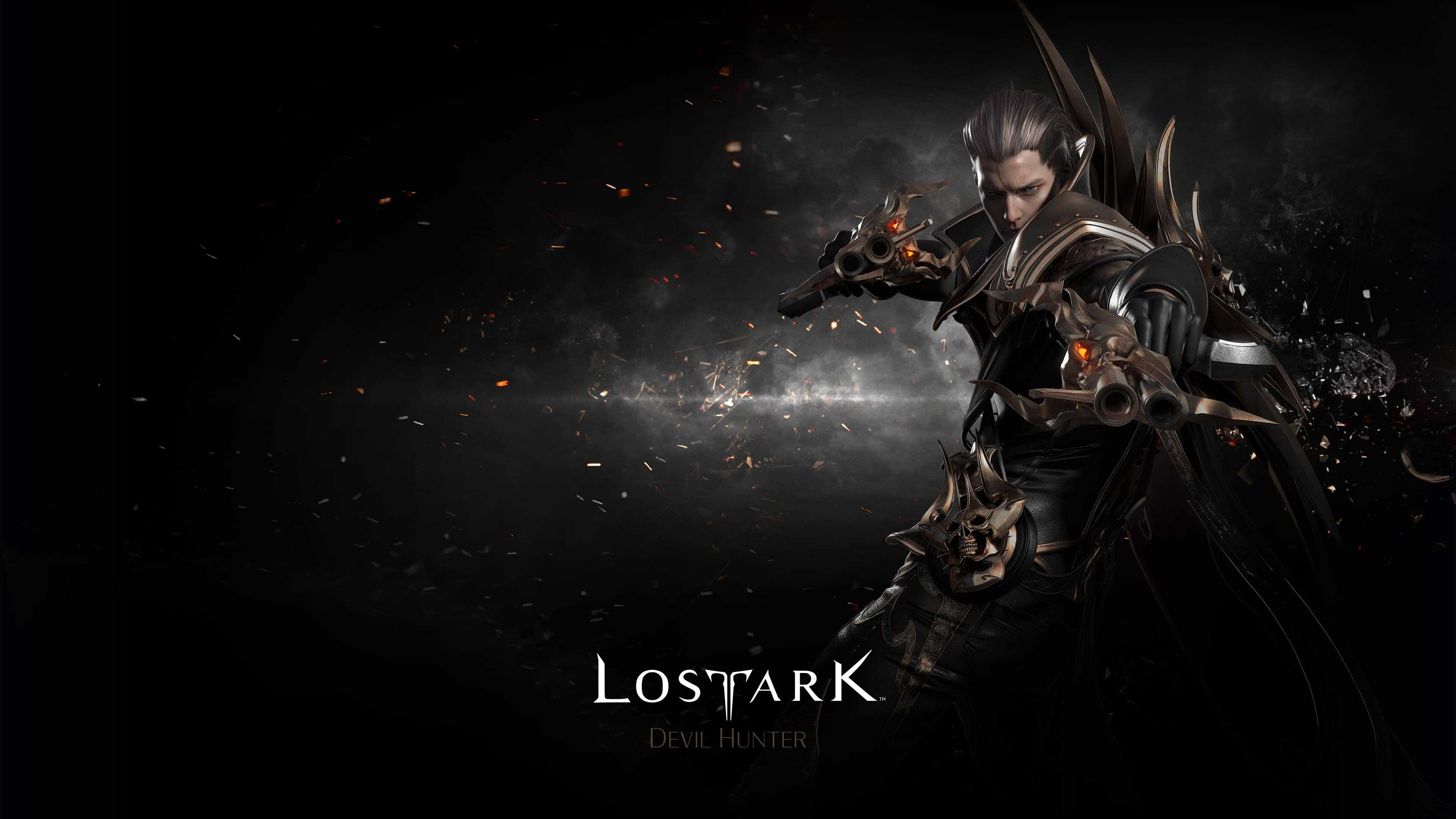 lost ark devil hunter uhd 4k wallpaper