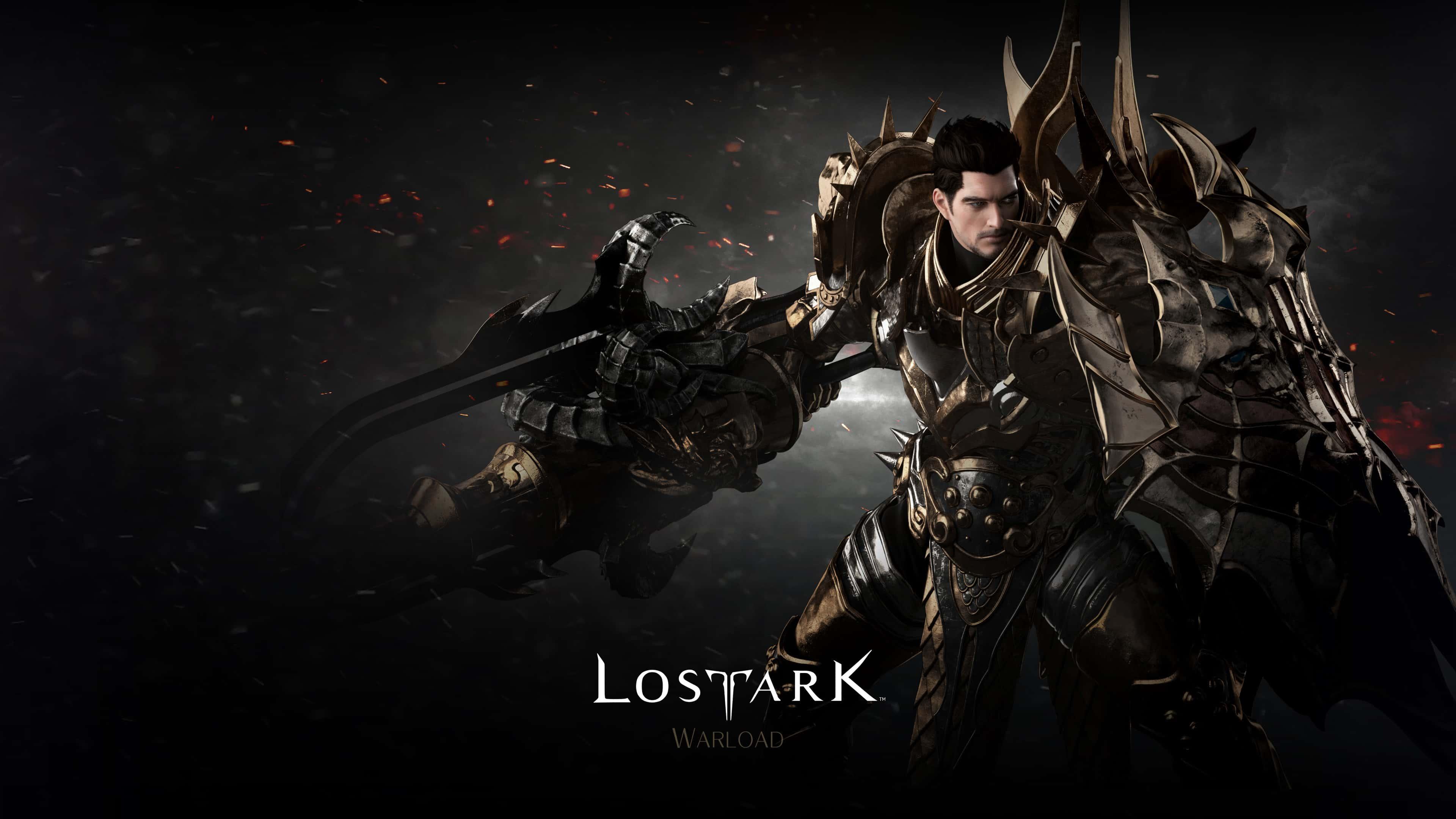 Lost Ark Warlord Uhd 4k Wallpaper Pixelz
