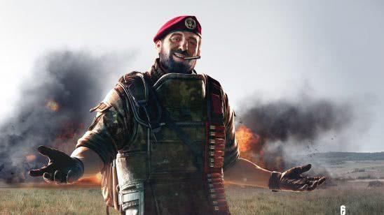 maestro tom clancys rainbow six siege maestro uhd 8k wallpaper