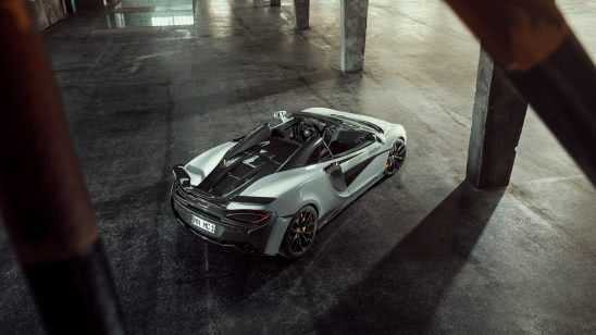 mclaren 570s spider uhd 4k wallpaper