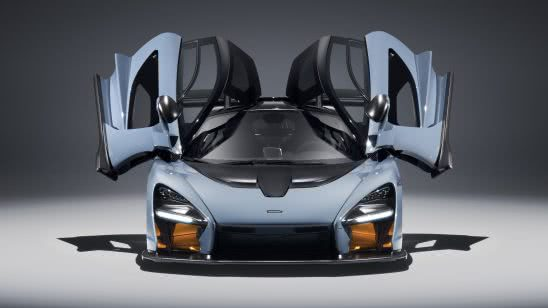mclaren senna carbon theme uhd 4k wallpaper
