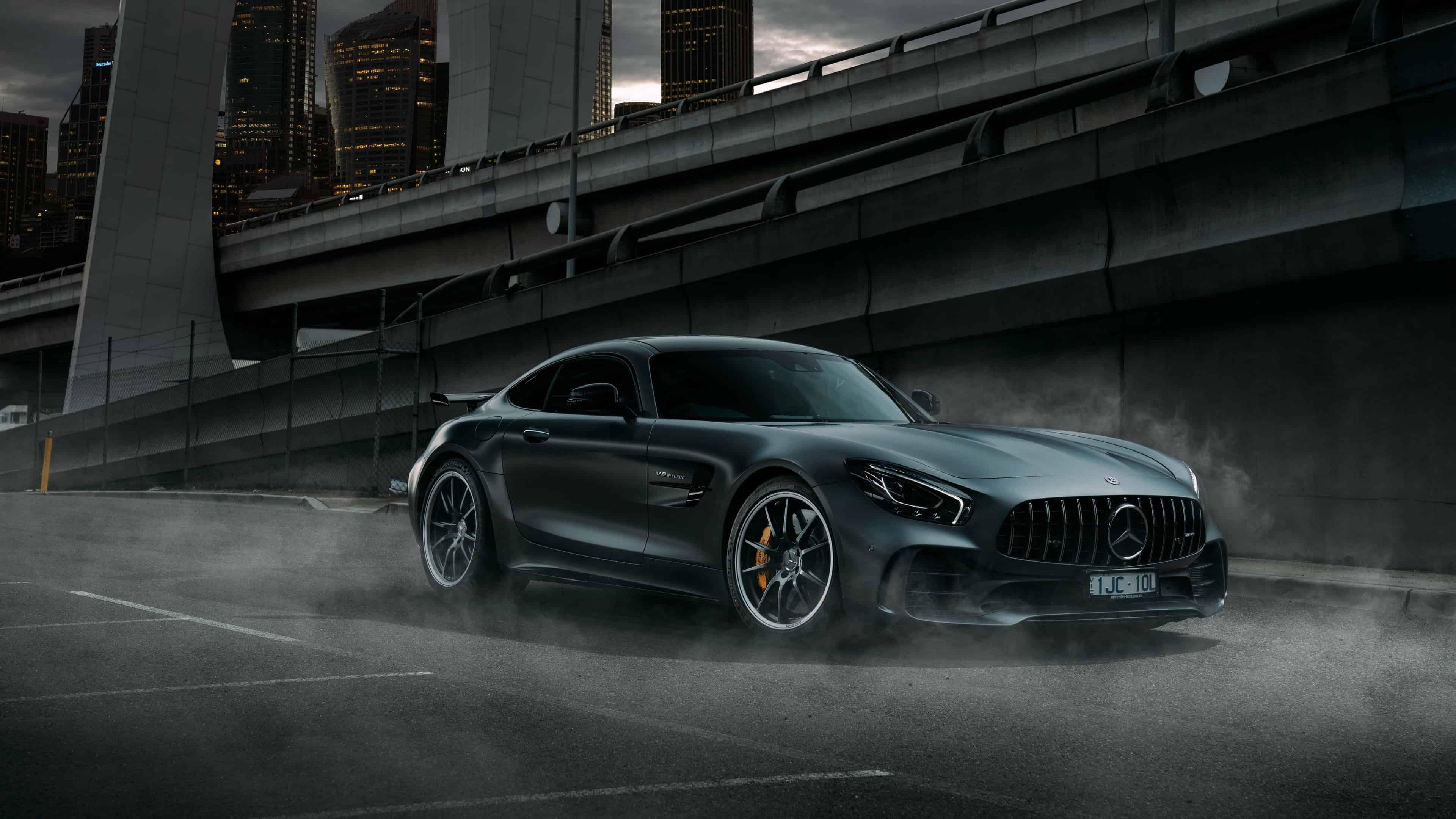 Mercedes Benz GT R AMG UHD 4K Wallpaper | Pixelz