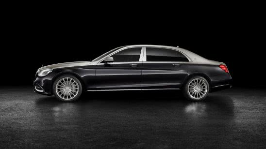 mercedes maybach s class s560 sedan uhd 4k wallpaper