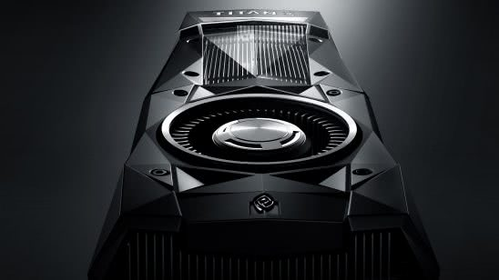 nvidia geforce titan x video card uhd 4k wallpaper