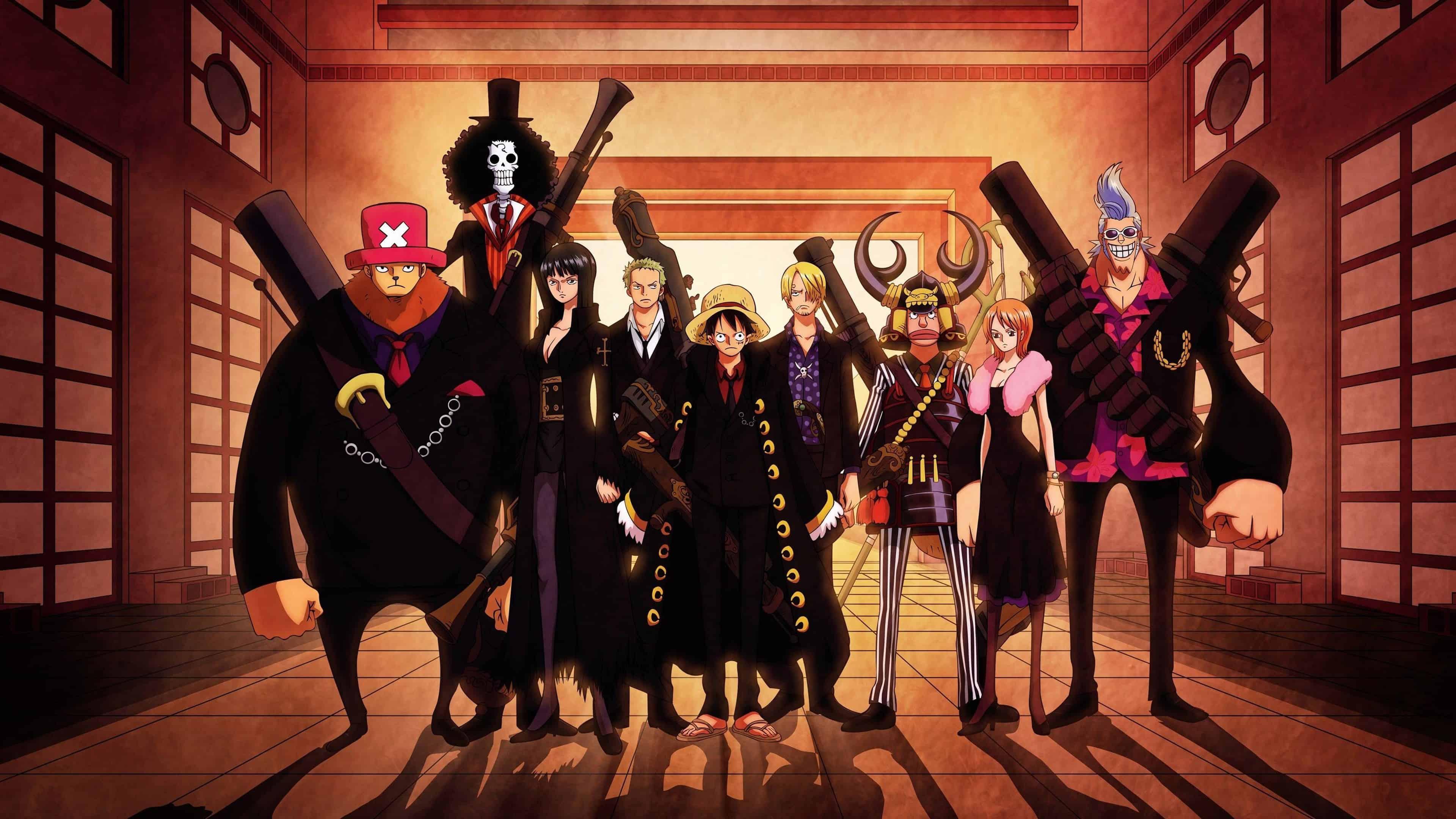 One Piece Film Strong World Uhd 4k Wallpaper Pixelz