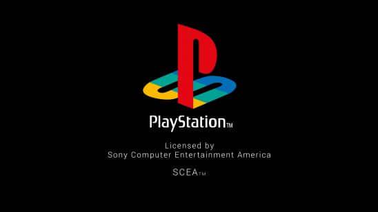 playstation old logo uhd 4k wallpaper