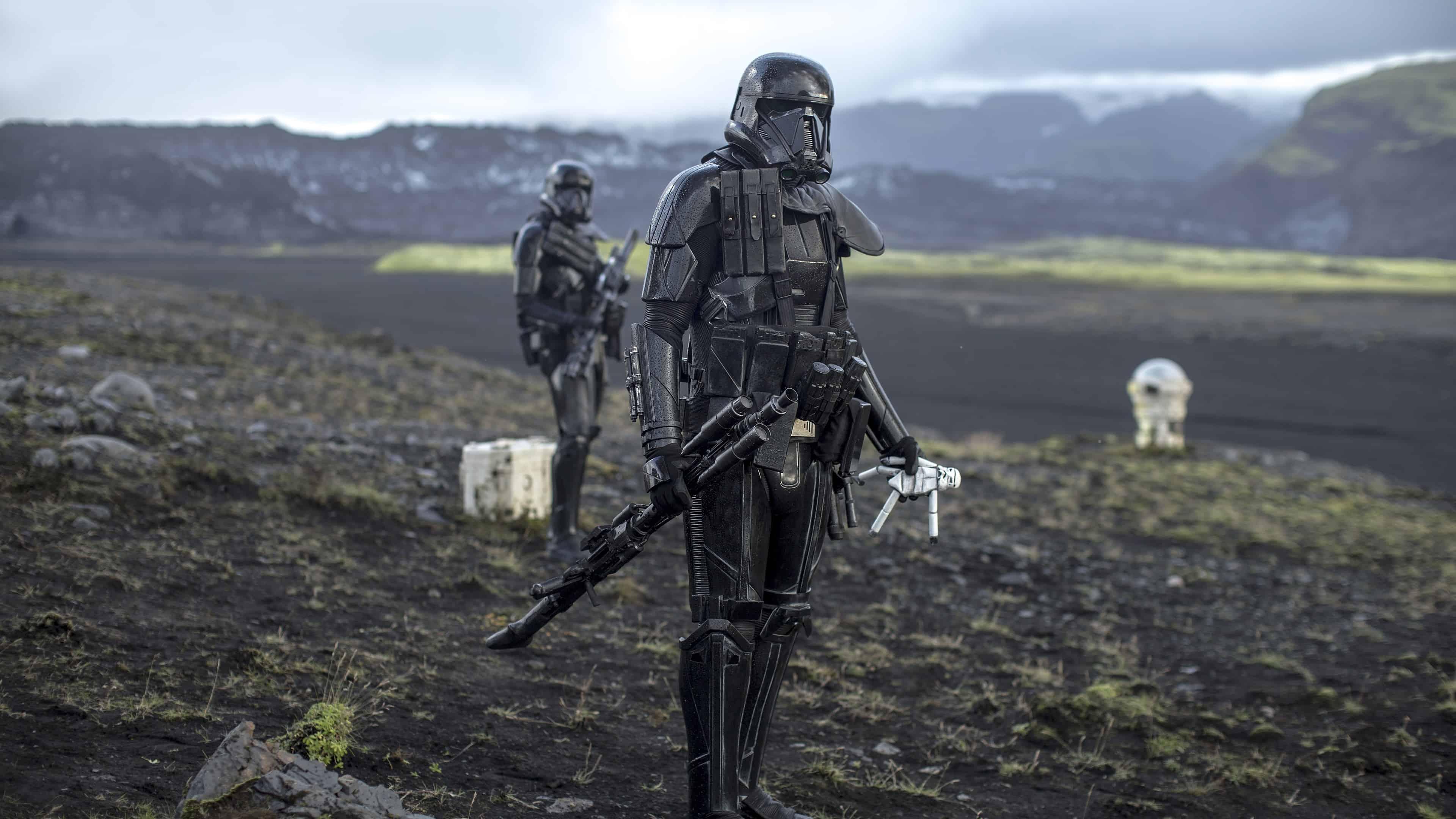 Rogue One A Star Wars Story Trooper Uhd 4k Wallpaper Pixelz