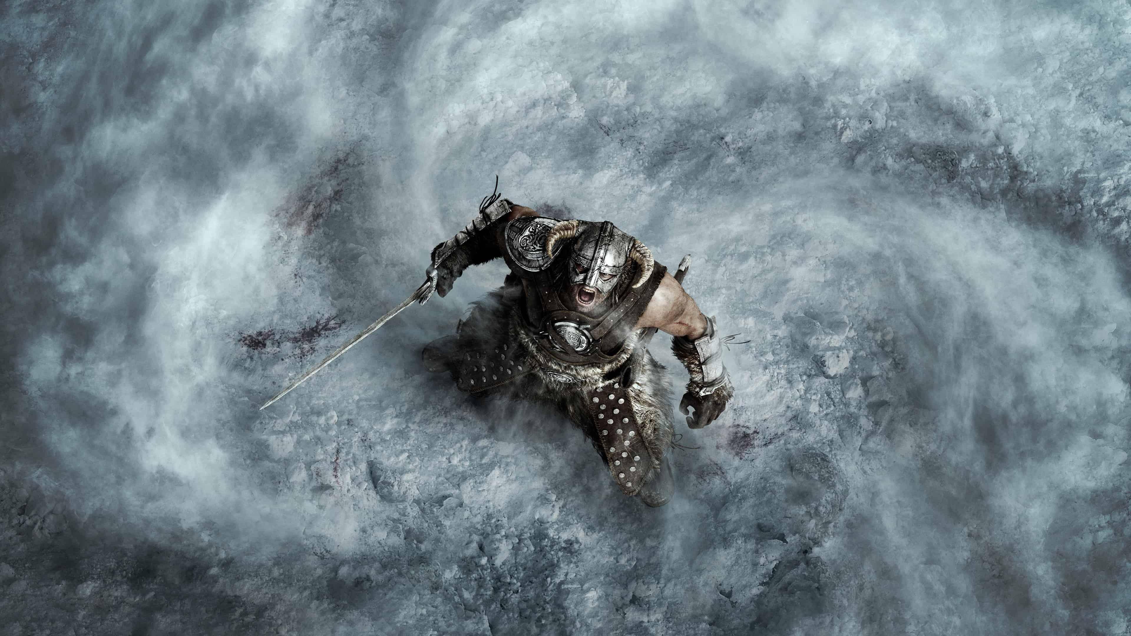 Skyrim Dragonborn Uhd 4k Wallpaper Pixelz
