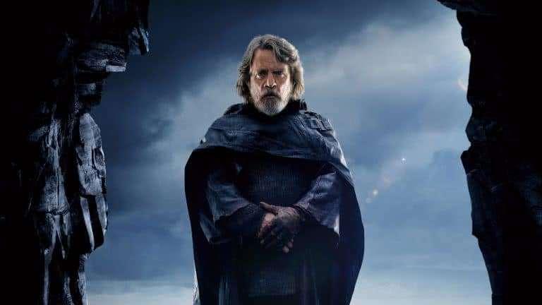 Star Wars The Last Jedi Luke Skywalker Uhd 4k Wallpaper