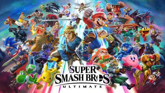 super smash bros ultimate uhd 8k wallpaper