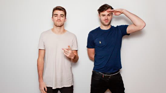 the chainsmokers andrew taggart and alex pall uhd 4k wallpaper