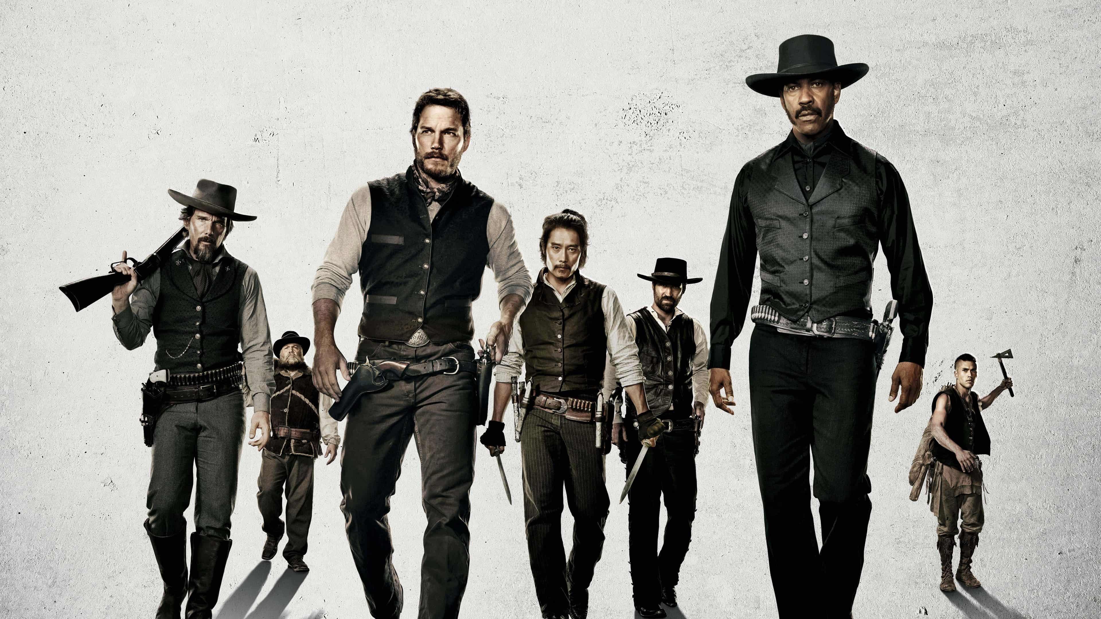 the magnificent seven uhd 4k wallpaper