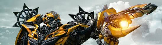 transformers the last knight bumblebee dual monitor wallpaper