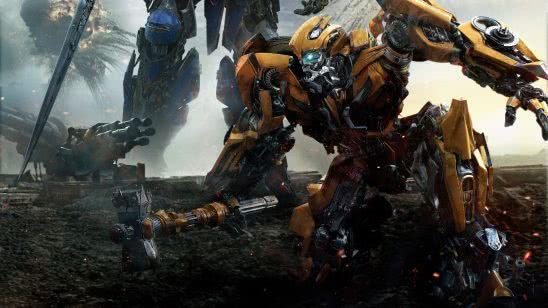 transformers the last knight bumblebee uhd 4k wallpaper