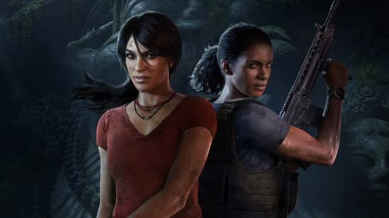 Uncharted Lost Legacy Wallpaper: 4K Ultra-HD (2160p) Wallpapers