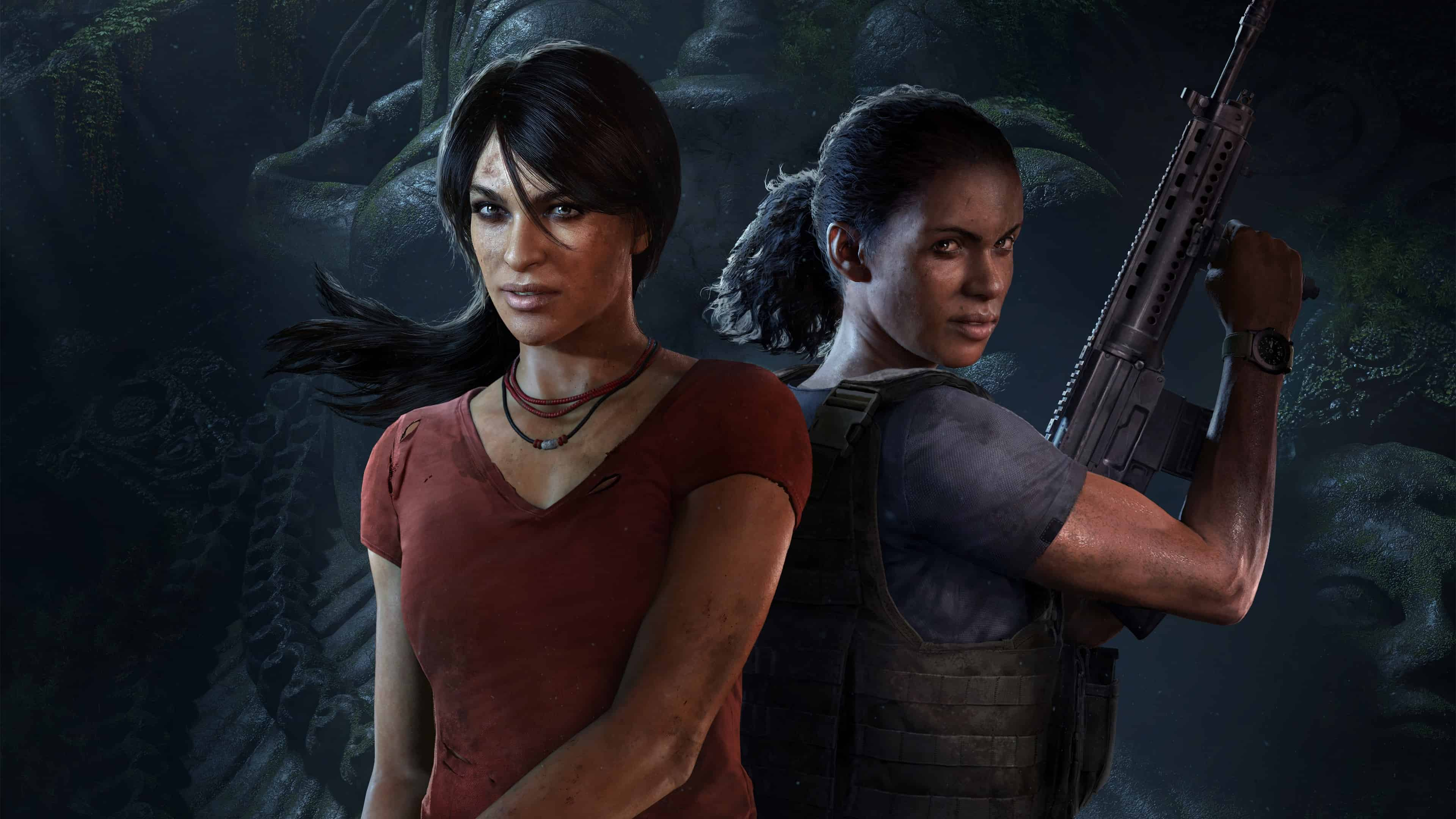 Uncharted The Lost Legacy Chloe And Nadine Uhd 4k Wallpaper Pixelz