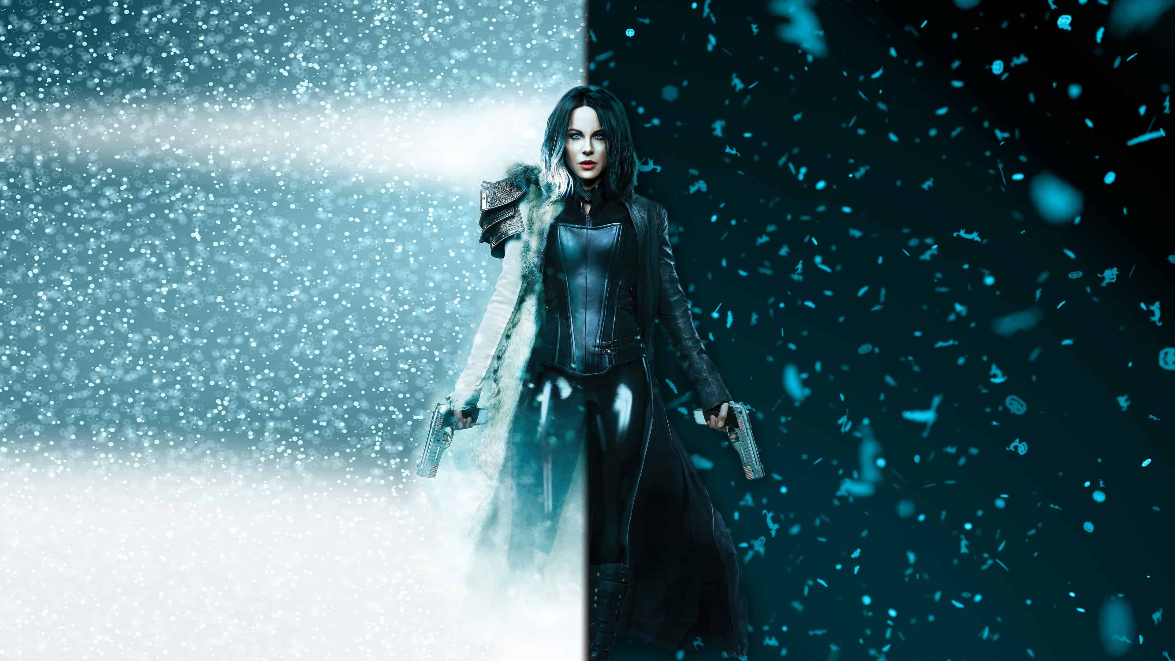 underworld blood wars selene uhd 4k wallpaper