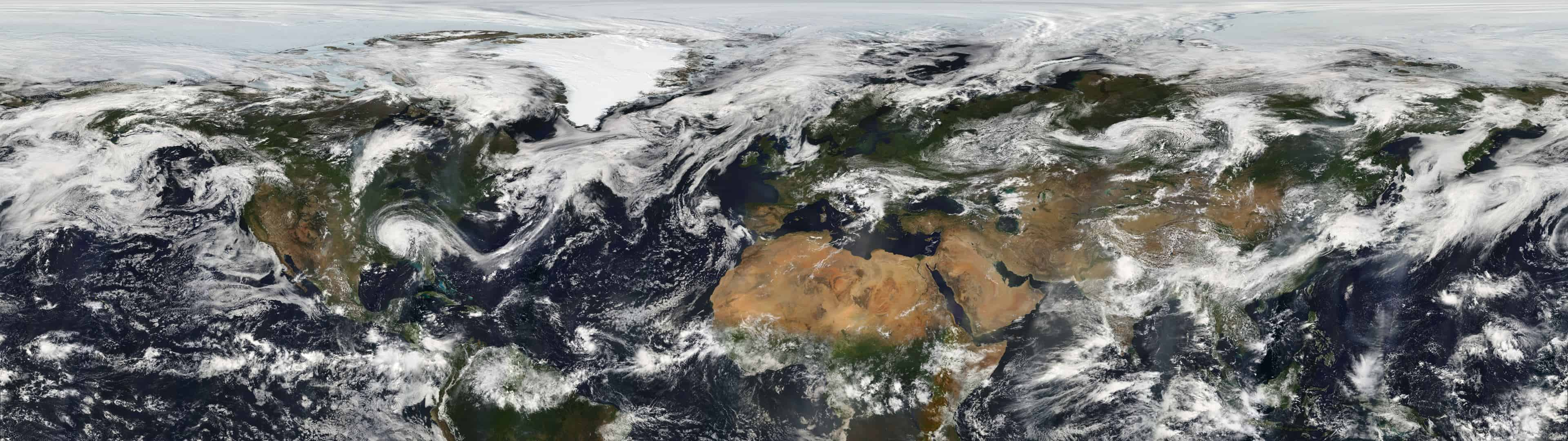 World Map Satellite View Dual Monitor Wallpaper Pixelz