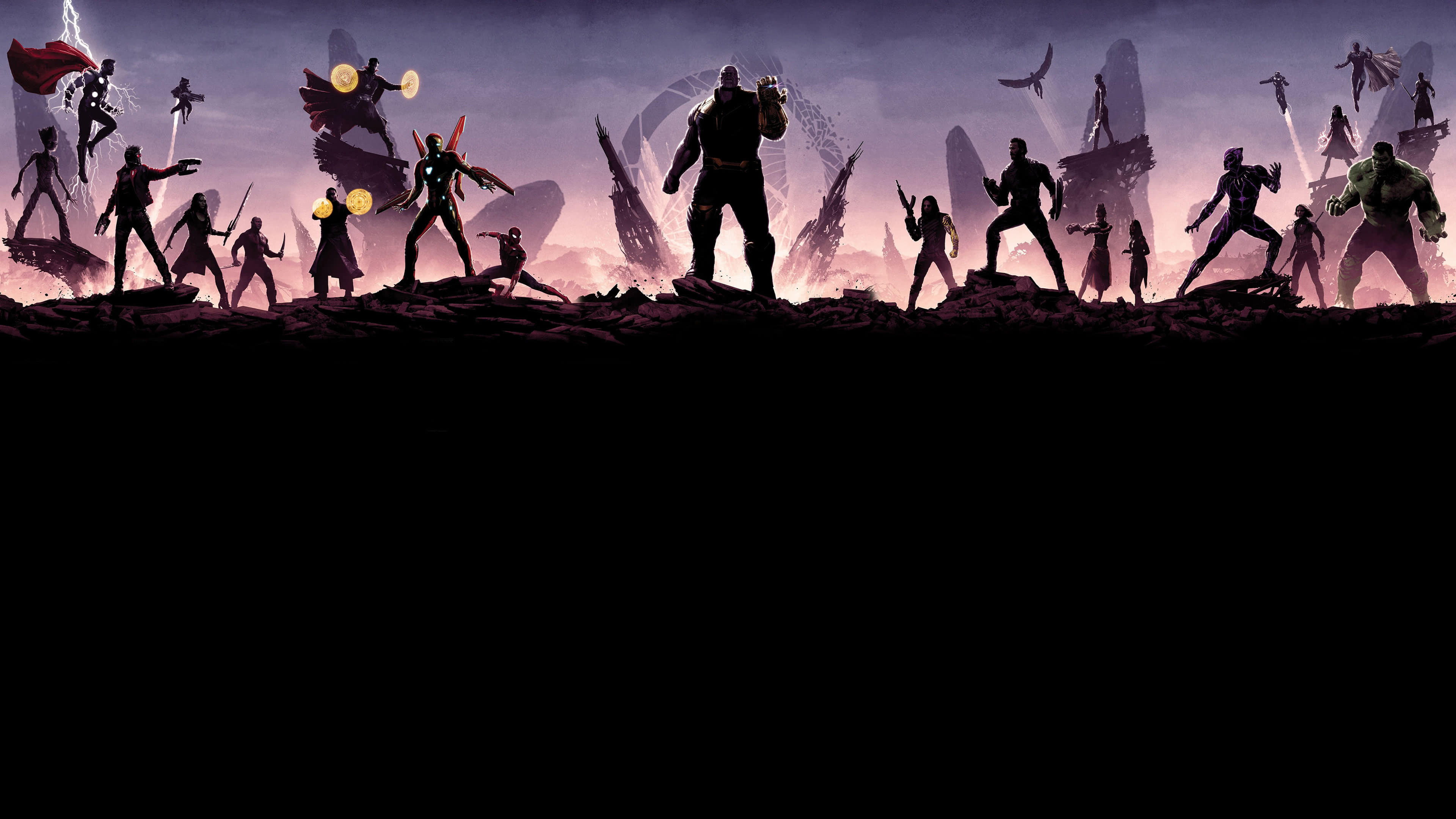 8000+ Wallpaper Avengers 4k HD Terbaru