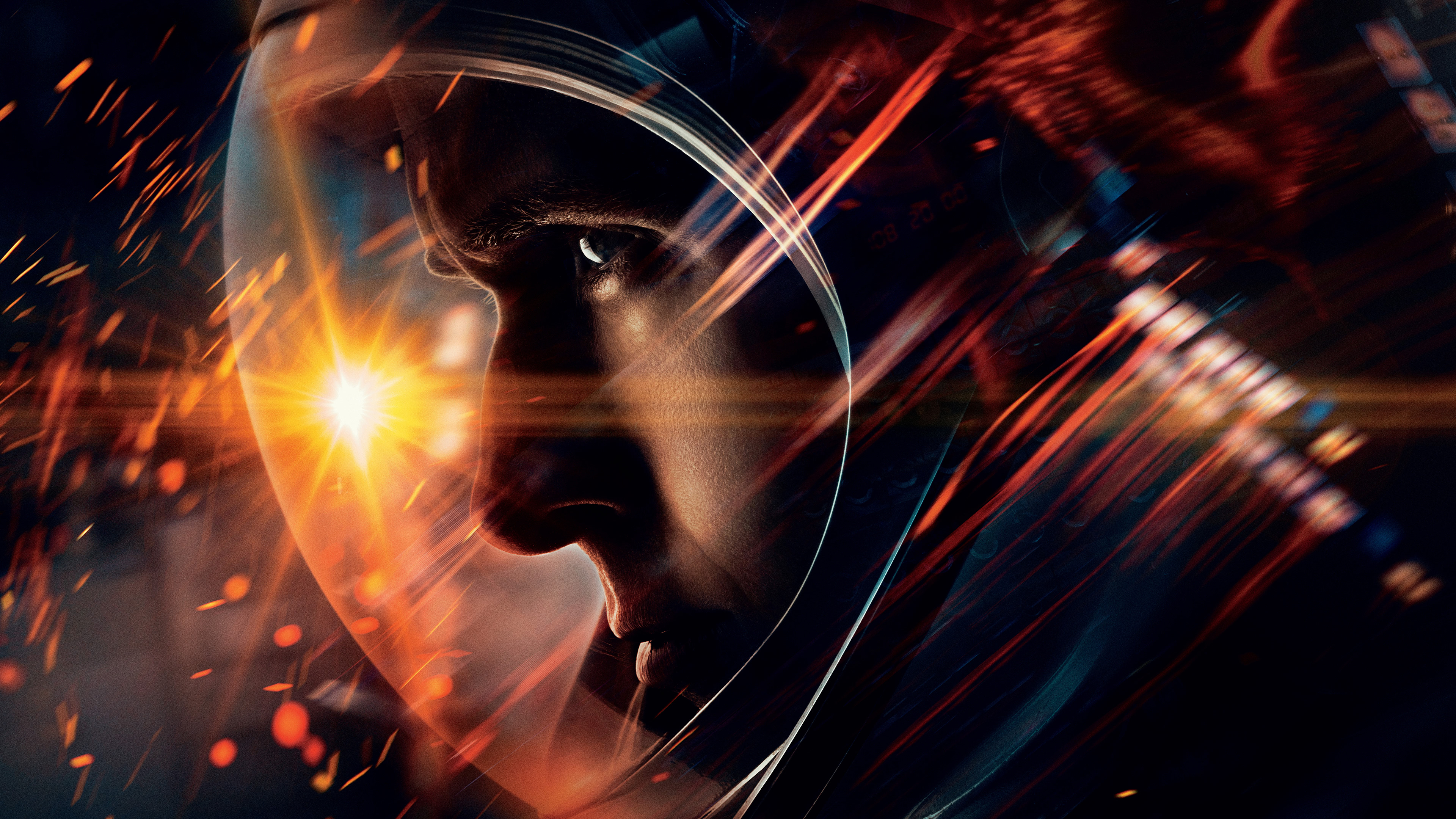 first man uhd 4k wallpaper