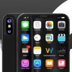 apple iphone x black uhd 4k wallpaper