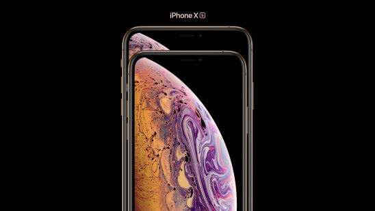 apple iphone xs max gold front uhd 4k wallpaper