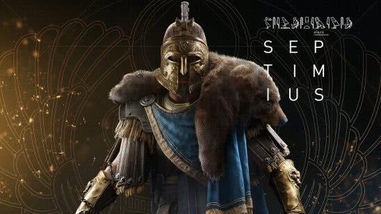 assassins creed origins lucius septimius uhd 4k wallpaper