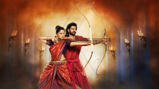 baahubali 2 the conclusion anushka shetty devasena prabhas uhd 4k wallpaper