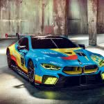 bmw m8 gte wqhd 1440p wallpaper