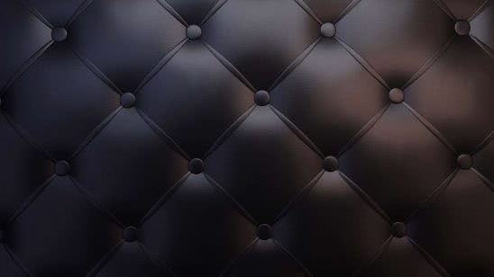 buttoned leather black uhd 4k wallpaper