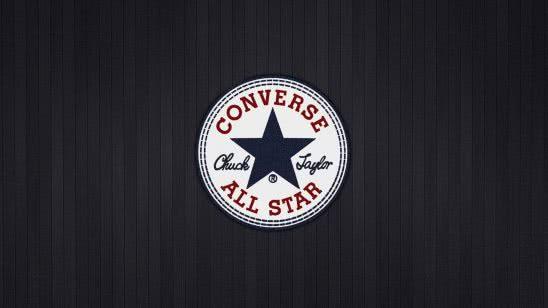 converse all star logo uhd 4k wallpaper