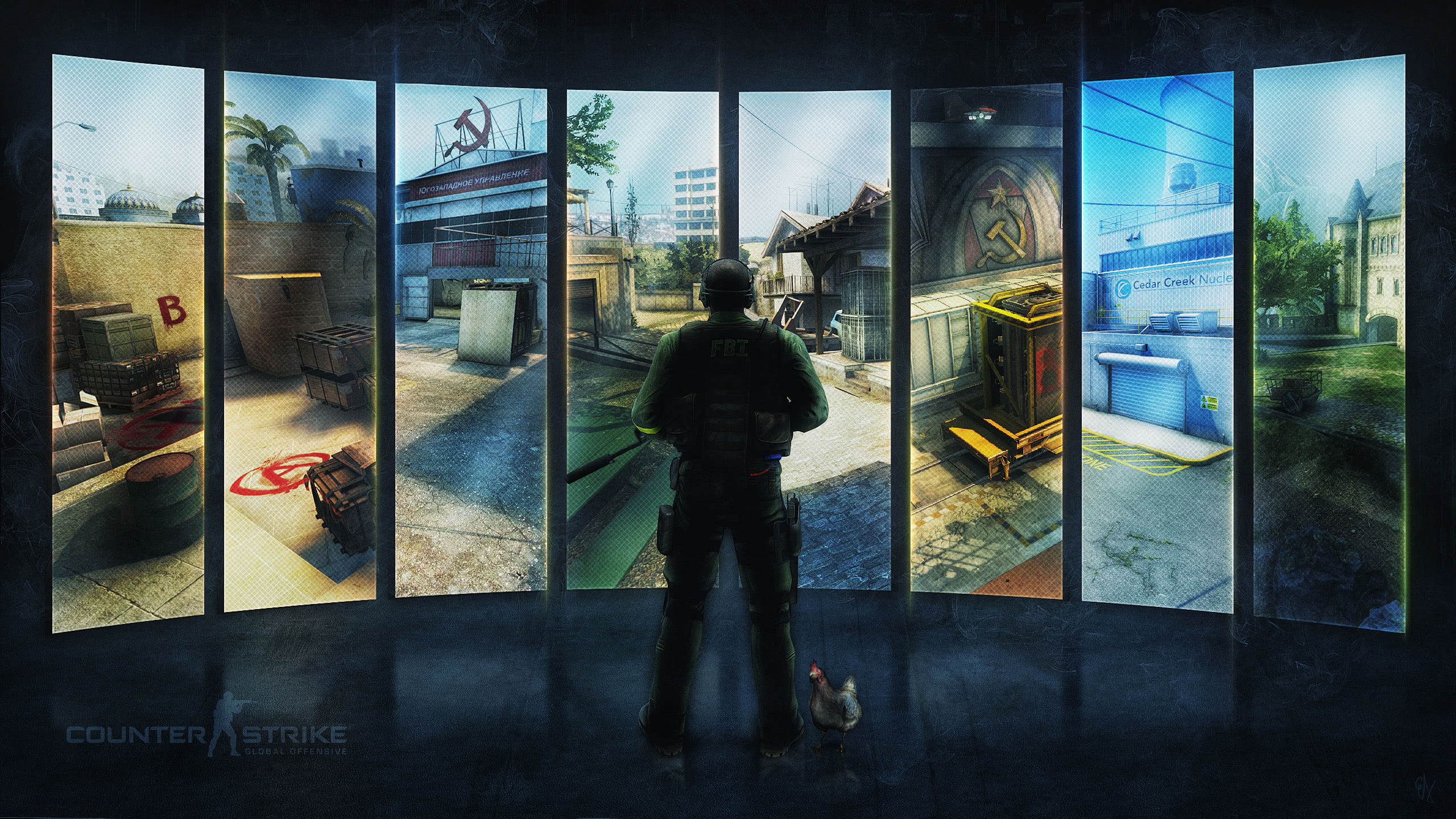 counter strike global offensive csgo fbi wqhd 1440p wallpaper