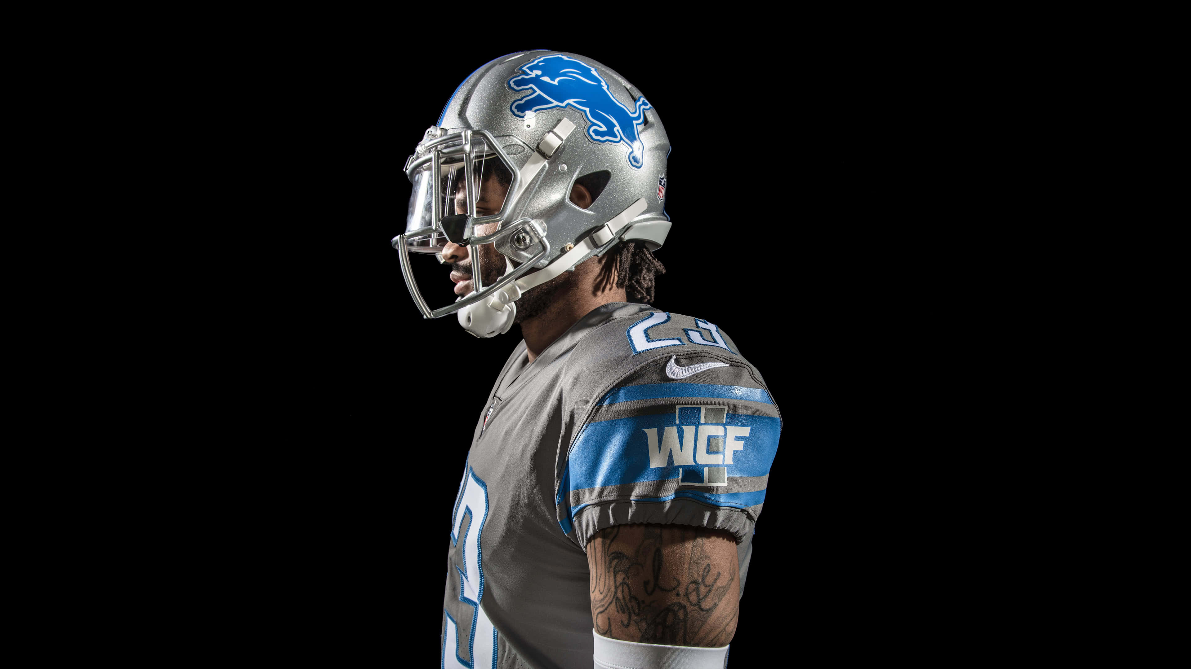 Detroit Lions Nfl Football Uhd 4k Wallpaper Pixelz