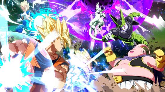 dragon ball fighter z uhd 4k wallpaper