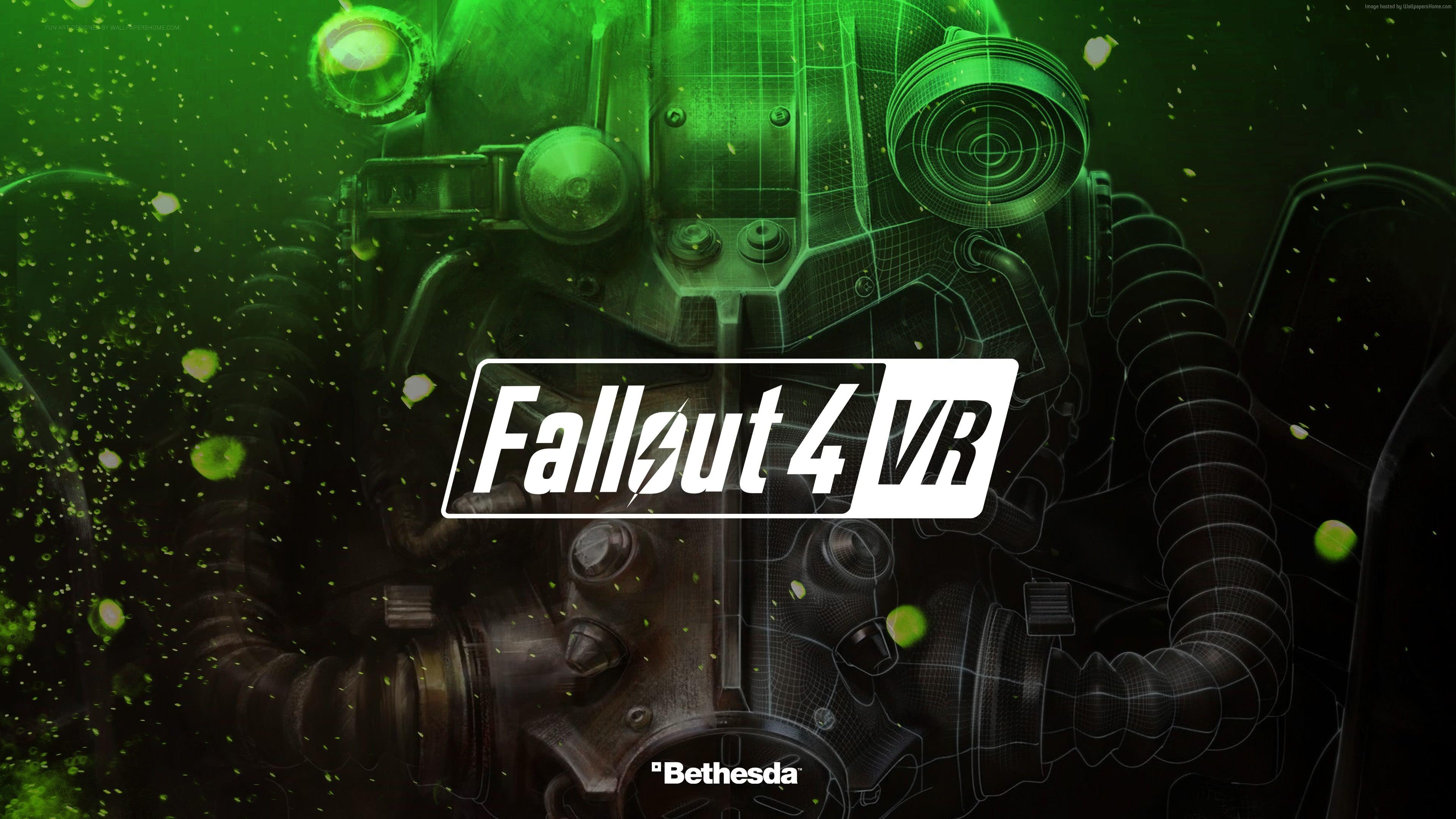 Fallout 4 Vr Uhd 4k Wallpaper Pixelz