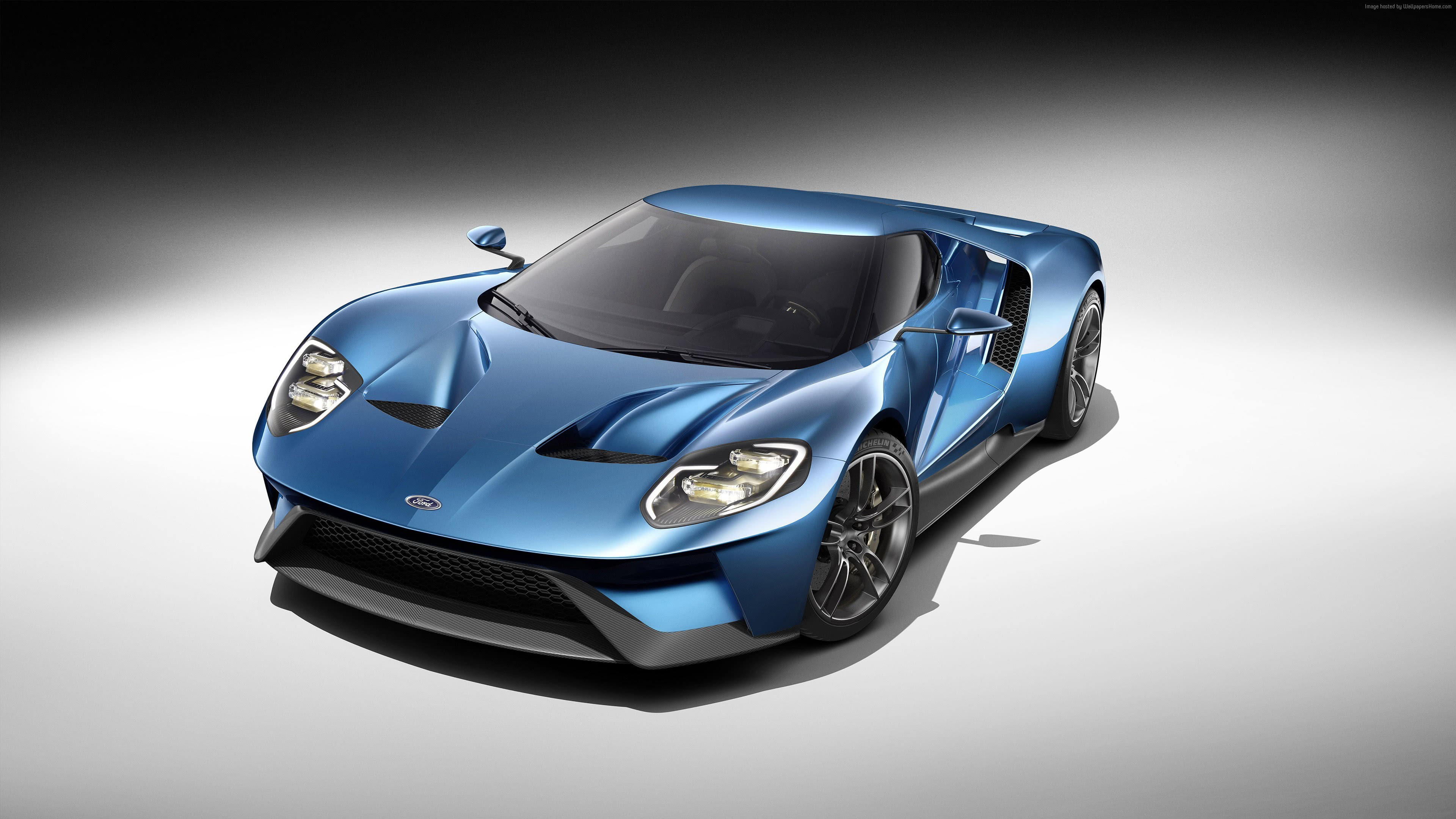 forza motorsport 6 ford gt uhd 4k wallpaper
