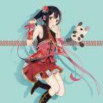 kawaii anime girl uhd 4k wallpaper