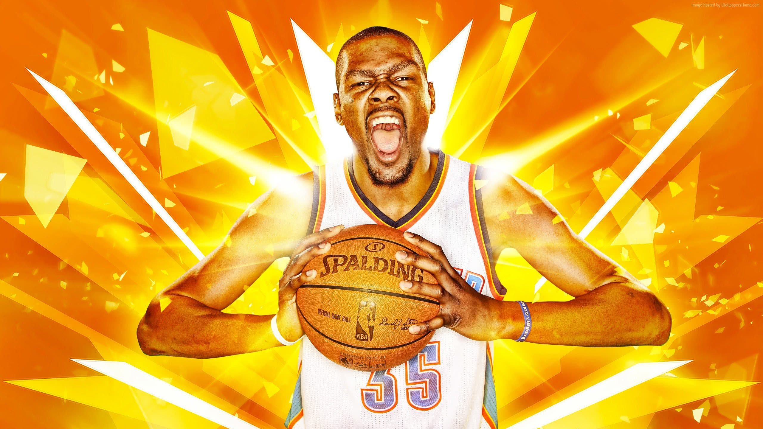 Kevin Durant Golden State Warriors Basketball Nba Wqhd 1440p