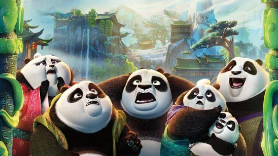 kung fu panda 3 family wqhd 1440p wallpaper