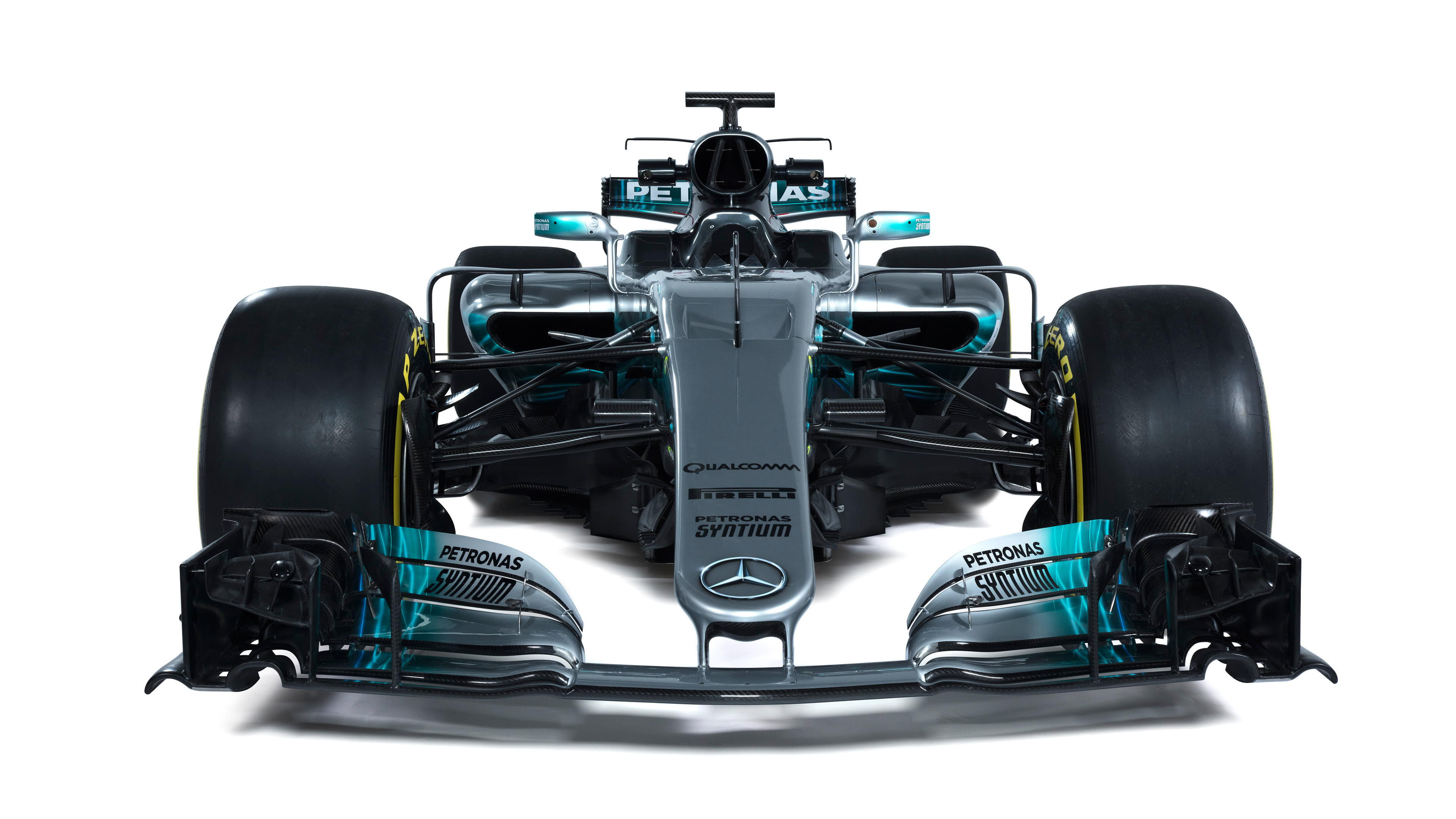 mercedes amg f1 front uhd 4k wallpaper