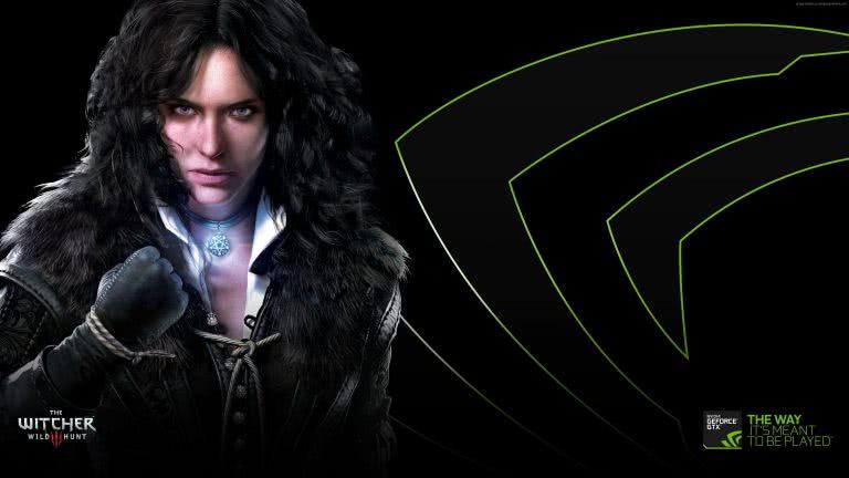 Nvidia Yennefer The Witcher 3 Uhd 4k Wallpaper Pixelz