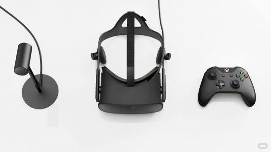 oculus rift vr headset uhd 4k wallpaper