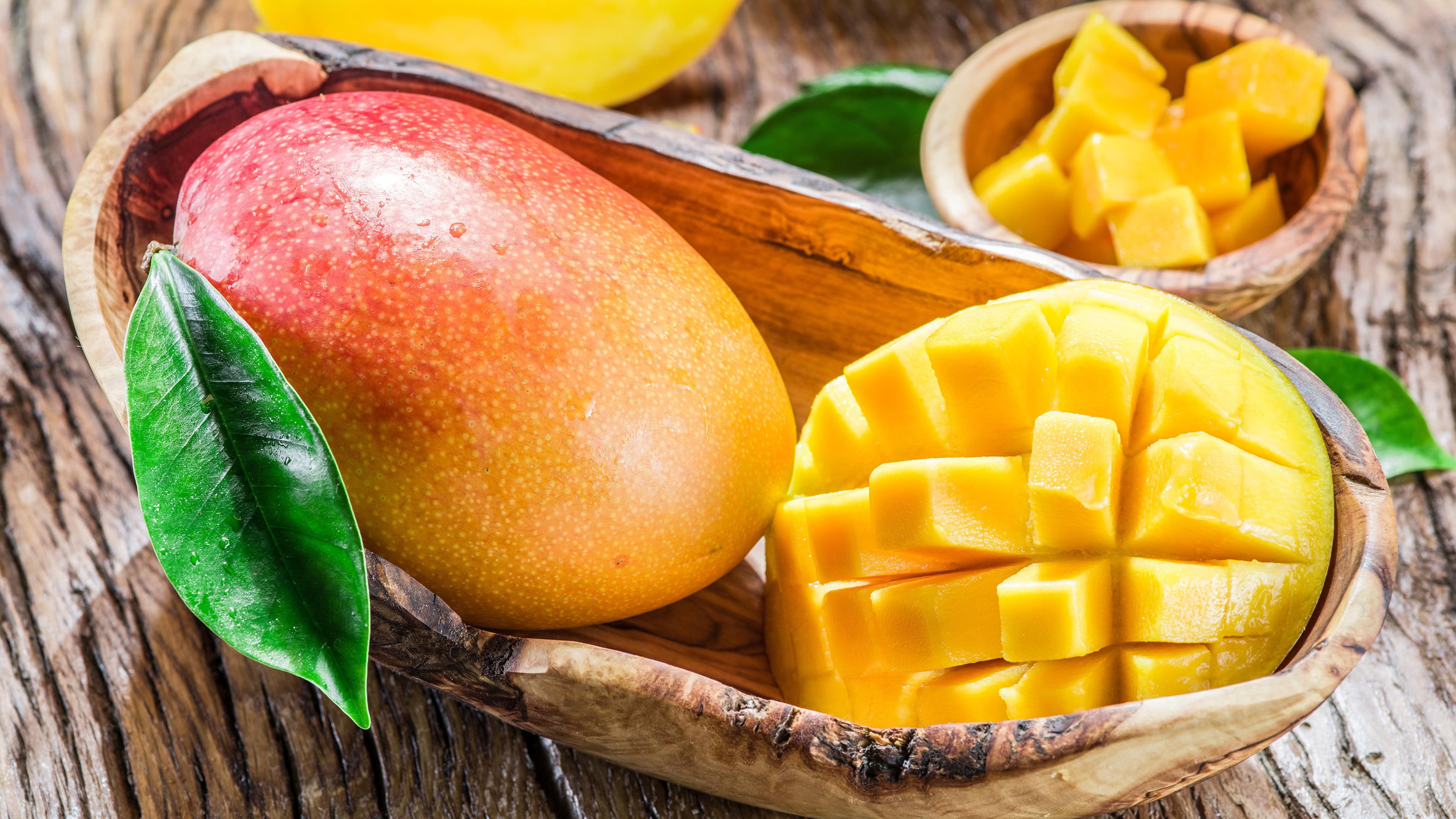 organic mangos uhd 4k wallpaper