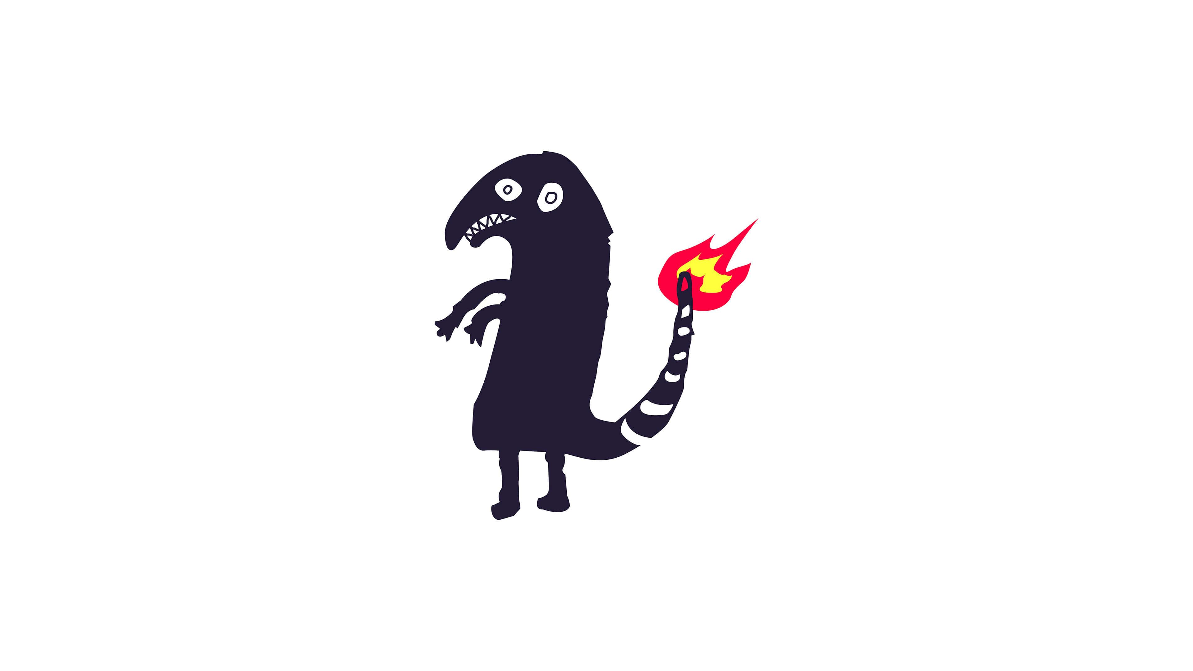pokemon charmander drawing meme uhd 4k wallpaper