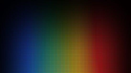 rainbow tiles gradient wqhd 1440p wallpaper