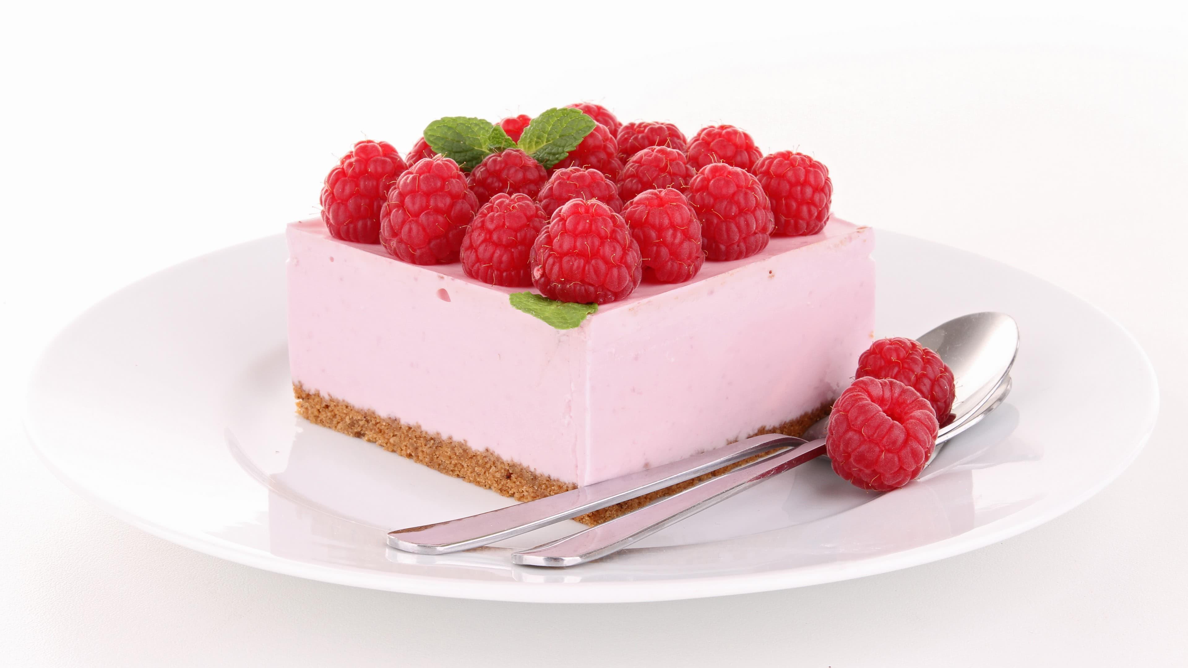 raspberry cheesecake uhd 4k wallpaper